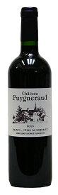 シャトー・ピュイゲロー[2002](赤ワイン)[750ml][フランス][ボルドー][メドック][辛口]