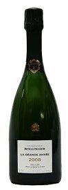 【ボランジェ】ブリュット・ラ・グランダネ[2008](スパークリングワイン)[750ml][フランス][シャンパーニュ][シャンパン][辛口][正規品]