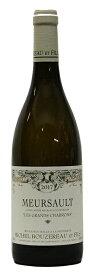 【ミシェル・ブズロー】ムルソー・1er・ジュヌヴリエール[2018](白ワイン)[750ml][ブルゴーニュ][一級畑]