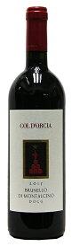 [※家飲みワイン特集]【コル・ドルチャ(ドルシア)】ブルネッロ・ディ・モンタルチーノ[2015](赤ワイン)[アウトレット(ラベル破れあり)][750ml][イタリア][トスカーナ][ミディアムフル][辛口]