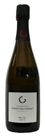 【クリスチャン・ゴセ】ブリュット・グラン・クリュ・A01[NV](スパークリングワイン)[750ml][フランス][シャンパーニュ][シャンパン][辛口]
