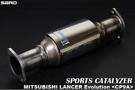 サード 【SARD】 スポーツキャタライザーランサー Evo.6 GF-CP9A 4G63 5MT 99.01〜01.02