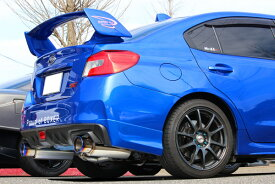 GP SPORTS (ジーピースポーツ) EXAS EVO Tune マフラーWRX STI CBA-VAB EJ20(T) 6MT 14/8〜標準車 / TYPE RA-R 適合WRX S4 DBA-VAG FA20(T) CVT 14/8〜