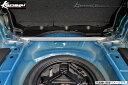 Kansaiサービス 【関西サービス】リアタワーバー スチールオーバルシャフトSUBARU WRX STI VAB 14/08-※VAG(WRX S4)装…
