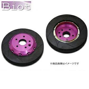 Biot 【ビオ】 純正交換 Dナット 3ピースロータースカイラインGT-R BNR34(M/C後)N1含む [リア用]