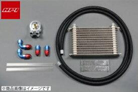 HPI 【エッチピーアイ】 オイルクーラーキットコア:13段/右フェンダー取付/サーモ付180SX RPS13 SR20DET 91.1〜98.12