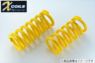 ENDLESS ZEAL 【エンドレス ジール】X COILS 「直巻形状スプリング」 2本セット内径 ID:60mm 自由長:203mm