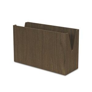 タツクラフト Bosk バスク カーペットクリーナースタンドS ブラウン 清掃用具 省スペース 掃除 木目 おしゃれ 橋本達之助工芸