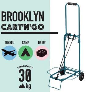 ● cbj シービージャパン 折り畳み カラーカート ネイビー 台車 おしゃれ アウトドア ピクニック キャンプ 日常使い 旅行