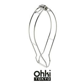 OHKI 大木製作所 フトンバサミ 1P ランドリー 布団ばさみ ふとんばさみ 簡単 布団バサミ 蒲団バサミ 大木 ステンレス