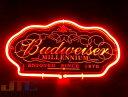 Budweiser バドワイザー 赤 3D ネオン看板 店舗 ガレージ BAR アメリカ雑貨屋 人気 おしゃれ 壁掛け 壁飾り 西海岸 ア…
