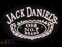 JACK DANIEL'S ジャックダニエル LED 3D ネオン看板 ネオンサイン 広告 店舗用 NEON SIGN アメリカン雑貨 看板 ネオン管