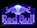 Red Bull レッドブル LED 3D ネオン看板 ネオンサイン 広告 店舗用 NEON SIGN アメリカン雑貨 看板 ネオン管