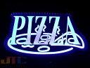 PIZZA ピザ LED 3D ネオン看板 ネオンサイン 広告 店舗用 NEON SIGN アメリカン雑貨 看板 ネオン管