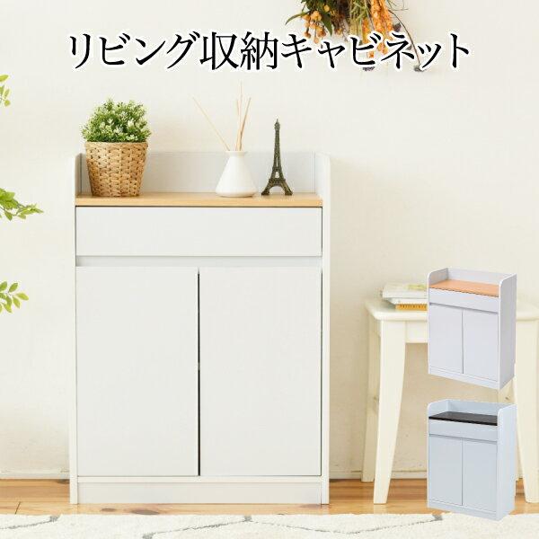 [5%OFFクーポン]【送料無料】薄型リビングジュニア リビング収納キャビネット