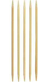 白竹 両先5本針 10cm