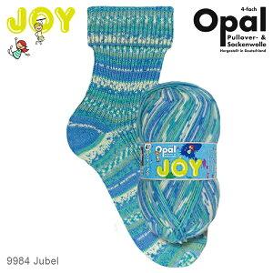 Opal Joy(ジョイ) 4ply 9984 靴下用毛糸 2021春コレクション 春 秋 冬 編み物 あみもの てあみ かぎ針 棒針 ニット 手編み 編み物 手芸 ハンドメイド 手作り