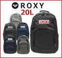 ROXY ロキシーリュックサック デイパック 20L 2気室