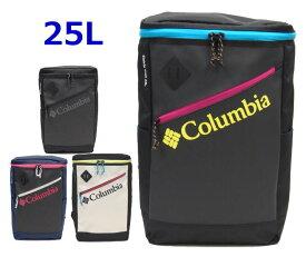 Columbia(コロンビア) ボックス型リュックサック 25L雨・汚れに強い撥水加工 コロンビア バックパック通学リュック