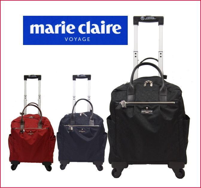 marie claire(マリ・クレール)リュネット・シリーズキャリーバッグ 4輪キャスター 機内持ち込み適応
