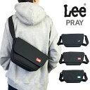 ショルダーバッグ メンズ レディース 大人 斜めがけ かっこいい [320-3681] Lee リー ショルダーバッグ メッセンジャーバッグ おしゃれ…