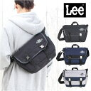 ショルダーバッグ メンズ 斜めがけ かっこいい [320-4452]Lee リー access ショルダーバッグ メッセンジャーバッグ 持ち手付き おしゃ…