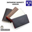 【母の日 プレゼント】カードケース/キャサリンハムネット KATHARINE HAMNETT カードケース [490-51914] カードケース メンズ レディー…