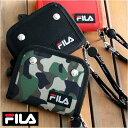 キッズ 財布 男の子 [fl-112] FILA フィラ スタッズシリーズ 二つ折り財布 ラウンドファスナーウォレット ラウンドファスナー財布 ネ…