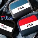 キッズ 財布 男の子 [fl-122] FILA フィラ スタッズシリーズ 二つ折り財布 ラウンドファスナーウォレット ラウンドファスナー財布 ネ…
