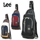 ボディバッグ メンズ ブランド Lee リー sonic ソニック ワンショルダー A4未満 縦型 軽量 プレゼント 鞄 かばん カバン bag 320-3651 men's メンズバッグ 斜めがけ
