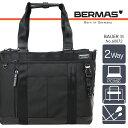 【全商品クーポン配布中】トートバッグ メンズ ブランド ビジネスバッグ メンズ トート BERMAS バーマス バウアー3 2W…