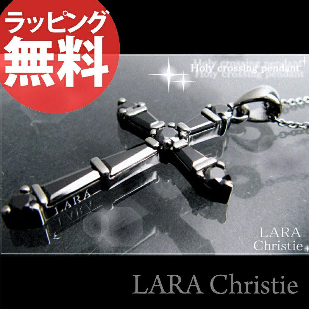 LARA Christie ホーリークロス メンズネックレスP0025‐men
