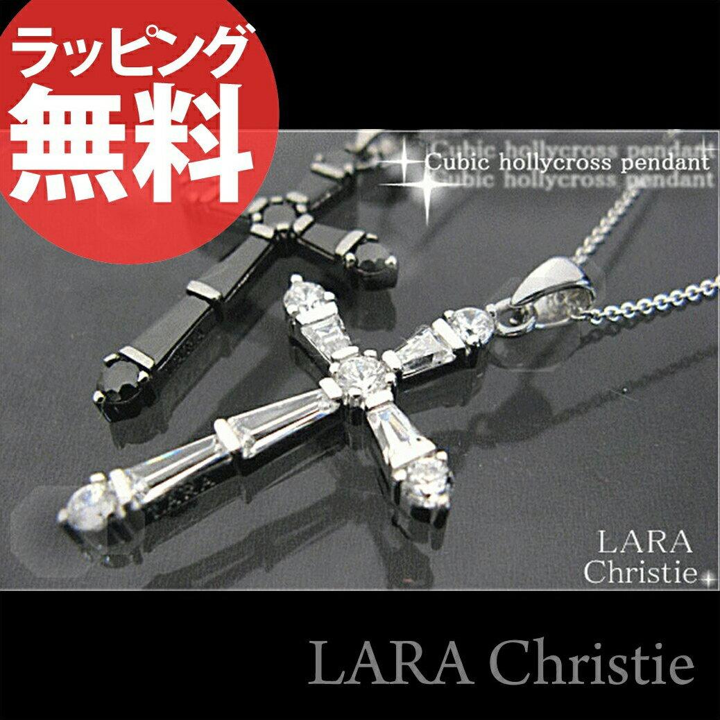 LARA Christie ホーリークロスペアネックレスP0025‐P