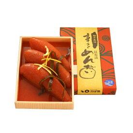 かば田の柚子風味昆布漬辛子めんたい