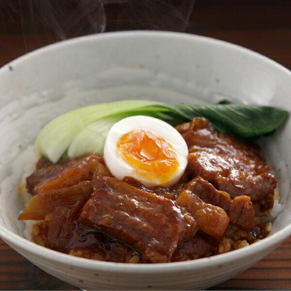 【日曜朝市】家庭で味わう「長崎卓袱」角煮丼の素 一食分※出荷は1月29日となっております。