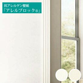 【 壁紙 のり付き 】 壁紙 のりつき クロス 塗り壁調 左官仕上げ 機能性壁紙 抗アレルゲン 防かび ルノン RH-4647〜RH-4648