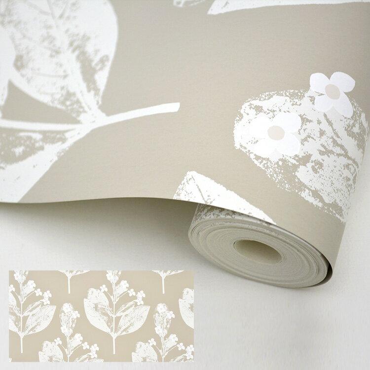 輸入壁紙 イギリス製 LAURA ASHLEY / ローラ アシュレイ (1ロール(53cm×10m)単位で販売)紙製壁紙 【国内在庫商品・3営業日以内に発送】