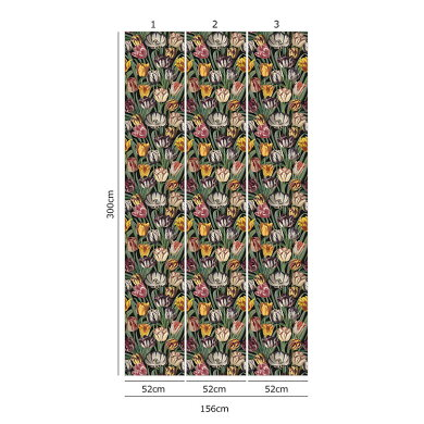 Mind the Gap / マインド・ザ・ギャップ Tulipa WP20178