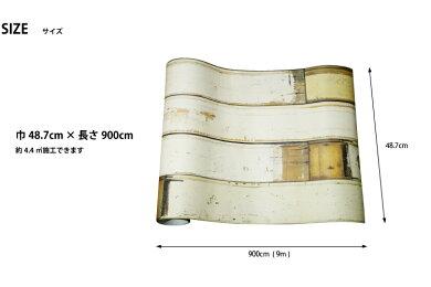 【あす楽対応】  輸入壁紙 オランダ製SCRAPWOOD WALLPAPER/スクラップウッド・ウォールペーパー/ピート・ヘインイーク木目 壁紙 板目 壁紙(1ロール(48.7cm×9m)単位で販売)フリース(不織布)【国内在庫】