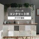壁紙 コンクリート のり付き きれいめな質感のコンクリート調 全12柄から選べる 1m単位 切り売り インダストリアルな…