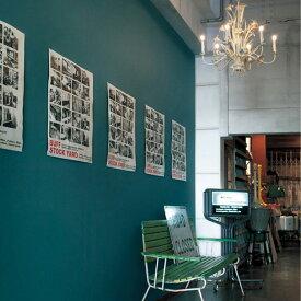 【ターコイズ ブルーグリーン の壁紙セレクション】のりなし 国産 壁紙 クロス SLL-5720壁紙 のり無し クロス (販売単位1m)賃貸でも貼れるのりなしタイプ