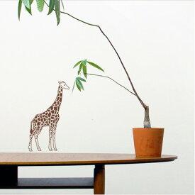 【即日発送可能】 本舗オリジナルステッカー きりん 「Giraffe」FP-0111B 全16色 【すぐ発送可能!】【POSH】 ※メーカー直送商品 【メーカー直送のため代引き不可】 壁紙屋本舗