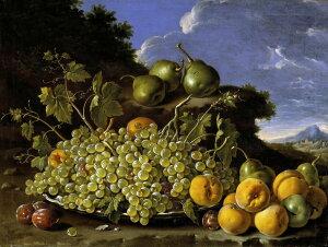 アートパネル 10cm単位でサイズオーダーできる 絵画 壁掛け インテリア 壁飾り キャンバス アート ウォール 静物画 絵画 フルーツ 果物 ブドウ ナシ e322208