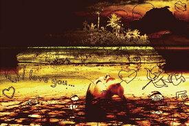 アート 絵画 人物の壁紙 輸入 カスタム壁紙 PHOTOWALL / Love Poison (e20841) 貼ってはがせるフリース壁紙(不織布) 【海外取り寄せのため1カ月程度でお届け】 【代引き不可】