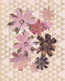 アート 絵画 自然の壁紙 輸入 カスタム壁紙 PHOTOWALL / Kimono Daisies 1 (e22639) 貼ってはがせるフリース壁紙(不織布) 【海外取り寄せのため1カ月程度でお届け】 【代引き不可】