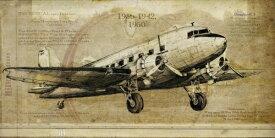 アート 絵画 タイポグラフィー 文字の壁紙 輸入 カスタム壁紙 PHOTOWALL / Airplane (e22987) 貼ってはがせるフリース壁紙(不織布) 【海外取り寄せのため1カ月程度でお届け】 【代引き不可】