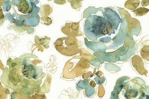 花 フラワー フローラルの壁紙 輸入 カスタム壁紙 PHOTOWALL / My Greenhouse Roses 2 (22215) 貼ってはがせるフリース壁紙(不織布) 【海外取り寄せのため1カ月程度でお届け】 【代引き・後払い不可】