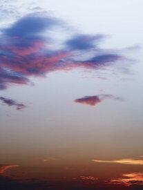 夕焼け 空 雲の壁紙 輸入 カスタム壁紙 PHOTOWALL / Sunset Clouds (e310089) 貼ってはがせるフリース壁紙(不織布) 【海外取り寄せのため1カ月程度でお届け】 【代引き不可】