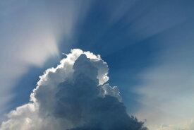 青 ブルー 青空 雲の壁紙 輸入 カスタム壁紙 PHOTOWALL / Clouds (e310241) 貼ってはがせるフリース壁紙(不織布) 【海外取り寄せのため1カ月程度でお届け】 【代引き不可】