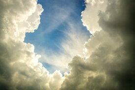 空 雲の壁紙 輸入 カスタム壁紙 PHOTOWALL / Cloudy Sky (e310279) 貼ってはがせるフリース壁紙(不織布) 【海外取り寄せのため1カ月程度でお届け】 【代引き不可】